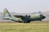 tn#8817-C-130-6166-Roumanie - air force