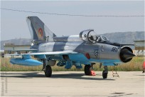 tn#8824 MiG-21 5917 Roumanie - air force