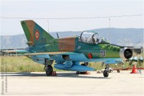 tn#8828 MiG-21 9516 Roumanie - air force