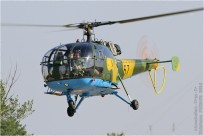 tn#8847-Alouette III-57-Roumanie-air-force