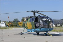 tn#8848-Alouette III-122-Roumanie - air force