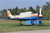 tn#8860-Yak-52-153-Roumanie-air-force