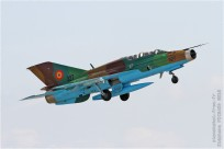 tn#8861 MiG-21 327 Roumanie - air force