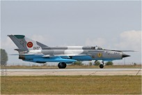 tn#8864 MiG-21 6487 Roumanie - air force