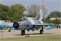 tn#8865 MiG-21 6807 Roumanie - air force