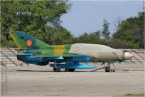 tn#8866 MiG-21 6907 Roumanie - air force