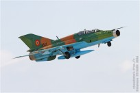 tn#8867 MiG-21 9541 Roumanie - air force