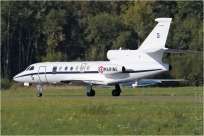 tn#8886-Falcon 50-5-France - navy