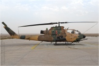 tn#8893 Cobra 1207 Jordanie - air force