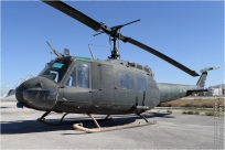 tn#8944 Bell 205 810 Jordanie - air force