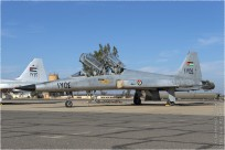#8953 F-5 1754 Jordanie - air force