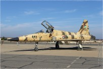 #8957 F-5 925 Jordanie - air force