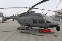 tn#9027-Bell 407-2884-Emirats Arabes Unis - army