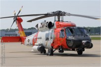 #9209 H-60 6023 USA - coast guard