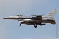 tn#9232 F-16 97-0108 USA - air force