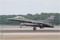 tn#9253 F-16 93-0549 USA - air force