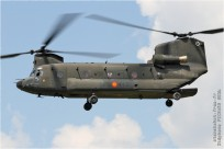#9304 Chinook HT.17-17 Espagne - army