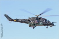tn#9385-Mi-24-3366-Tchéquie - air force