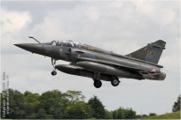 tn#9404 Mirage 2000 654 France - air force