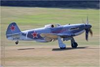 tn#9597-Yak-3-7 white-Allemagne