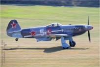 tn#9598-Yak-3-5 white-Allemagne