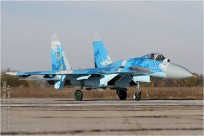 tn#9621-Su-27-33 Blue-Ukraine - air force