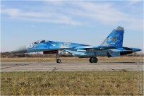 tn#9622-Su-27-33 Blue-Ukraine-air-force