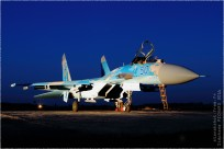 tn#9624-Su-27-50 Blue-Ukraine - air force