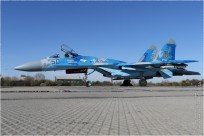 tn#9625-Su-27-50 Blue-Ukraine-air-force