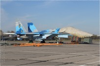 #9626 Su-27 52 Blue Ukraine - air force