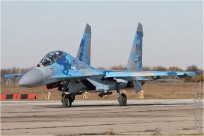 tn#9628-Su-27-71 blue-Ukraine-air-force