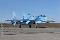 tn#9630-Su-27-101 Blue-Ukraine-air-force