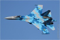 tn#9631-Su-27-101 Blue-Ukraine-air-force