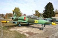 tn#9640-Albatros-33 yellow-Ukraine-air-force