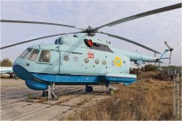 tn#9641 Mi-14 53 red Ukraine - navy
