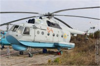tn#9642-Mi-14-54 red-Ukraine-navy