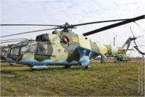 tn#9644-Mi-24-32 yellow-Ukraine-air-force