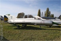tn#9650 MiG-21 45 Ukraine - air force