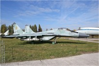 tn#9653 MiG-29 06 white Ukraine - air force