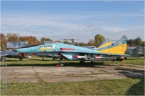 tn#9654-MiG-29-31 white-Ukraine-air-force
