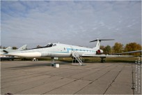 tn#9662-Tu-134-43 blue-Ukraine - navy