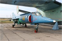 tn#9669-Yak-38-46 yellow-Ukraine