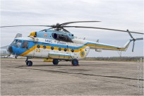 tn#9676-Mi-8-22 yellow-Ukraine-Ministere-des-Urgences