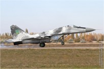 #9683 MiG-29 43 blue Ukraine - air force