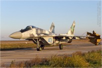 tn#9684-MiG-29-43 blue-Ukraine-air-force