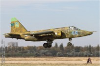 #9692 Su-25 44 Blue Ukraine - air force