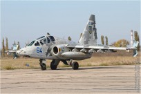 tn#9696-Su-25-64 blue-Ukraine-air-force