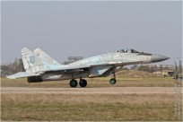 tn#9705-MiG-29-06 blue-Ukraine-air-force