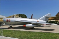 tn#9717-Mikoyan-Gurevich MiG-17F-96 red