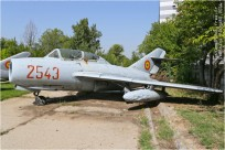 tn#9733-MiG-15-2543-Roumanie - air force